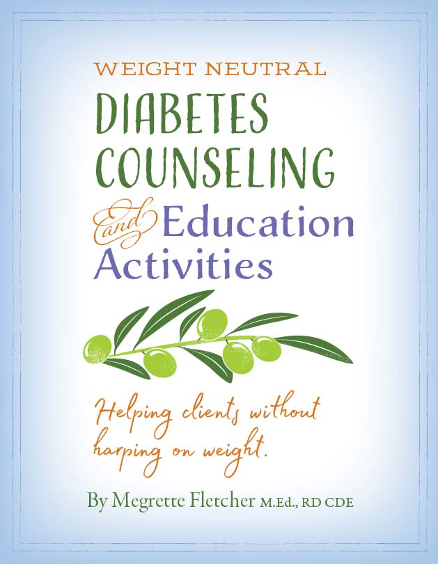 Diabetes Counseling Education Activities Book