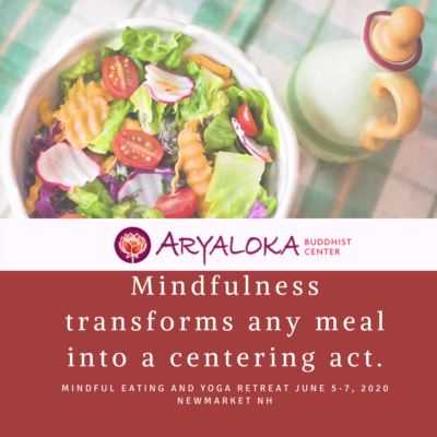 Mindful Eating and Yoga Retreat