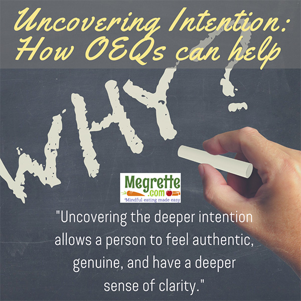 Uncovering Intention