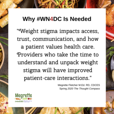 Why #WN4DC Is Needed